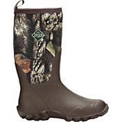 Muck Boot Men's Woody Blaze Cool Waterproof Rubber Hunting Boots
