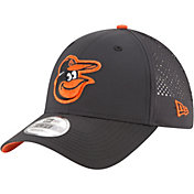 New Era Men's Baltimore Orioles 9Forty Perf Pivot Adjustable Hat