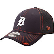 New Era Men's Detroit Tigers 39Thirty Neo Navy Flex Hat