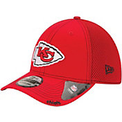 New Era Men's Kansas City Chiefs 39Thirty Neo Red Stretch Fit Hat
