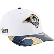 New Era Men's Los Angeles Rams 2017 NFL Draft 59Fifty Fitted White Hat