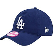 New Era Women's Los Angeles Dodgers 9Forty Essential Royal Adjustable Hat