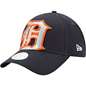 New Era Women's Detroit Tigers 9Forty Glitter Glam Adjustable Hat