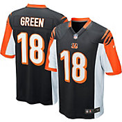 Nike Boys' Home Game Jersey Cincinnati Bengals A.J. Green #18