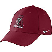 Nike Men's Alabama Crimson Tide Crimson Vault Dri-FIT Swoosh Flex Hat