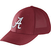 Nike Men's Alabama Crimson Tide Crimson Legacy91 Flex Mesh Back Hat