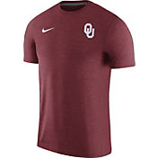 Nike Men's Oklahoma Sooners Crimson Coach Football T-Shirt