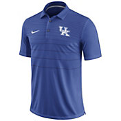 Nike Men's Kentucky Wildcats Blue Early Season Football Polo