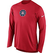 Nike Men's Arizona Wildcats Cardinal ELITE Shooter Long Sleeve Shirt