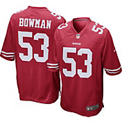 Nike Men's Home Game Jersey San Francisco 49ers NaVorro Bowman #53