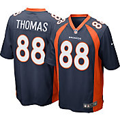 Nike Men's Alternate Game Jersey Denver Broncos Demaryius Thomas #88