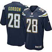 Nike Men's Home Game Jersey Los Angeles Chargers Melvin Gordon #28