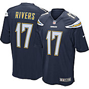 Nike Men's Home Game Jersey Los Angeles Chargers Philip Rivers #17