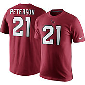 Nike Men's Arizona Cardinals Patrick Peterson #21 Pride Red T-Shirt