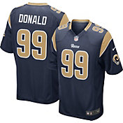 Nike Men's Home Game Jersey Los Angeles Rams Aaron Donald #99