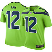 Nike Men's Color Rush 2016 Seattle Seahawks Fan #12 Legend Game Jersey