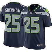 Nike Men's Home Limited Jersey Seattle Seahawks Richard Sherman #25