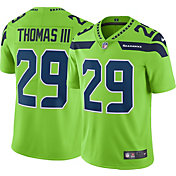 Nike Men's Color Rush 2017 Limited Jersey Seattle Seahawks Earl Thomas III #29