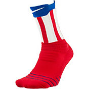 Nike Elite Versatility July 4 Crew Socks