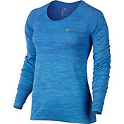 Nike Women's Dri-FIT Long Sleeve Knit Shirt