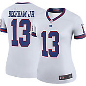 Nike Women's Color Rush 2017 Legend Jersey New York Giants Odell Beckham Jr. #13