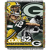 Northwest Green Bay Packers Clay Matthews Player Blanket