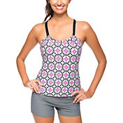 Next Women's Weekend Warrior Third Eye Tankini Top