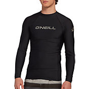 O'Neill Men's Basic Skins Long Sleeve Rash Guard