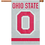 Party Animal Ohio State Buckeyes Applique Banner Flag