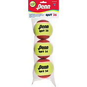 Penn Youth QST 36 Felt Tennis Balls - 3 Pack
