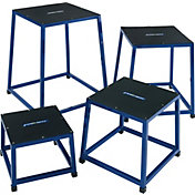 PRIMED Steel Plyo Box Set