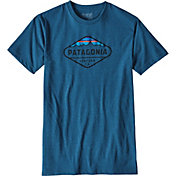 Patagonia Men's Fitz Roy Crest Slim T-Shirt