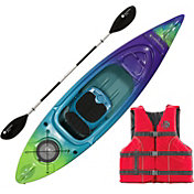 Perception Swifty Deluxe 95 Kayak Package