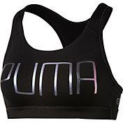 Puma Women's Kylie Jenner PWRSHAPE Forever Puma Graphic Sports Bra