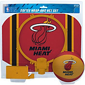 Rawlings Miami Heat Hoop Set
