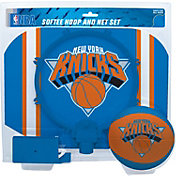 Rawlings New York Knicks Slam Dunk Softee Hoop Set