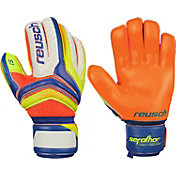 Reusch Adult Serathor Prime S1 Finger Support Soccer Goalkeeper Gloves