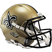 Riddell New Orleans Saints 2016 Replica Speed Full-Size Helmet