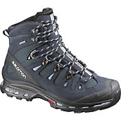 Salomon Women's Quest 4D GTX Waterproof Hiking Boots