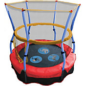 Skywalker Trampolines 48' Zoo Animal Adventure Bouncer Trampoline with Enclosure