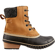 SOREL Women's Slimpack II Lace 100g Waterproof Winter Boots