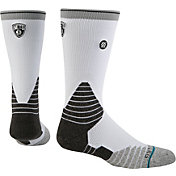 Stance Brooklyn Nets On Court Logo Crew Socks