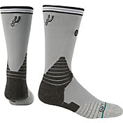 Stance San Antonio Spurs On Court Logo Crew Socks