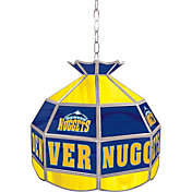 Trademark Games Denver Nuggets 16'' Tiffany Lamp