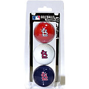 Team Golf St. Louis Cardinals Golf Balls - 3-Pack