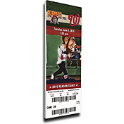 That's My Ticket Washington Nationals Stephen Strasburg Authentic Debut Game Mega Ticket