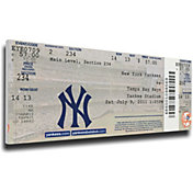 That's My Ticket New York Yankees Derek Jeter 3000 Hits Mega Ticket