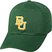 Top of the World Men's Baylor Bears Green Crew Adjustable Hat
