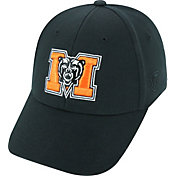 Top of the World Men's Mercer Bears Black Premium Collection M-Fit Hat