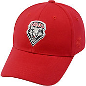 Top of the World Men's New Mexico Lobos Cherry Premium Collection M-Fit Hat